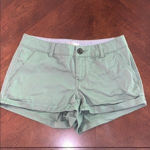 SO Olive Green Shorts Size 3